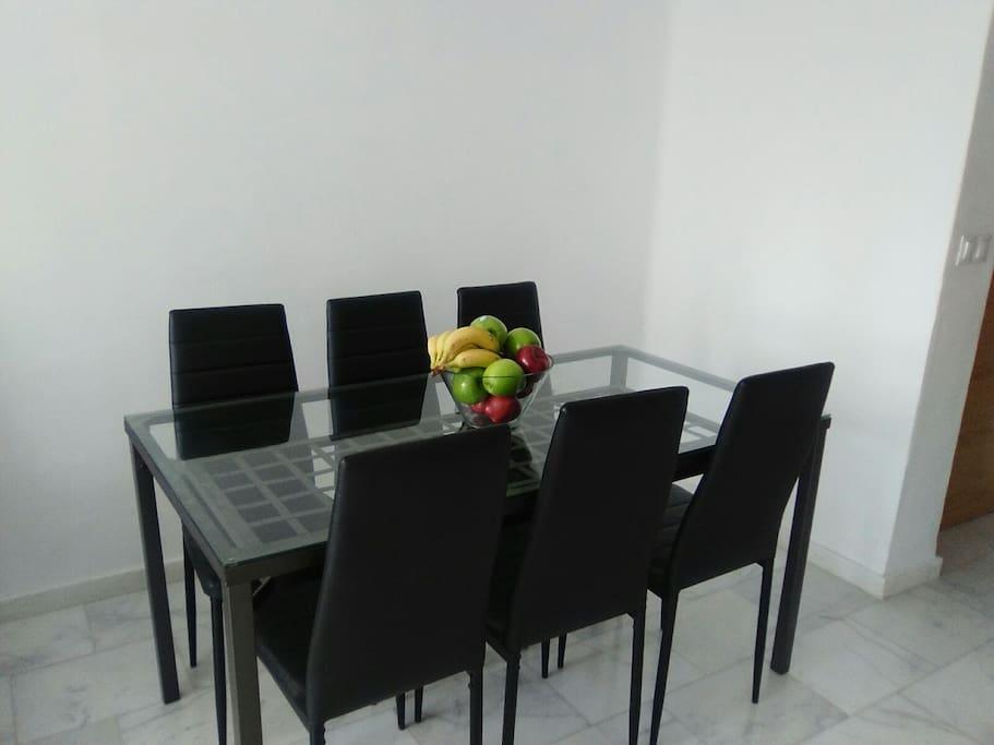 salón - comedor