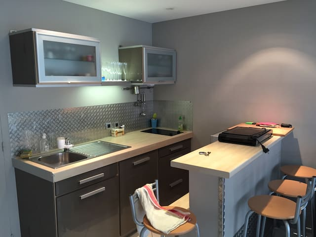 Cosy Apartment, T2 250m of station. - Pornichet