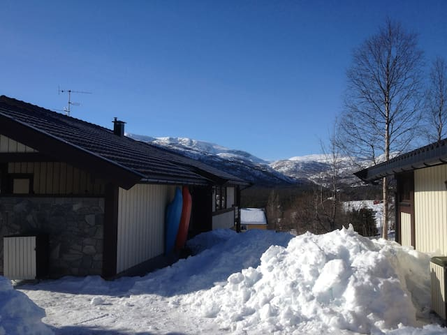 Appartement i Ski/Hiking Resort