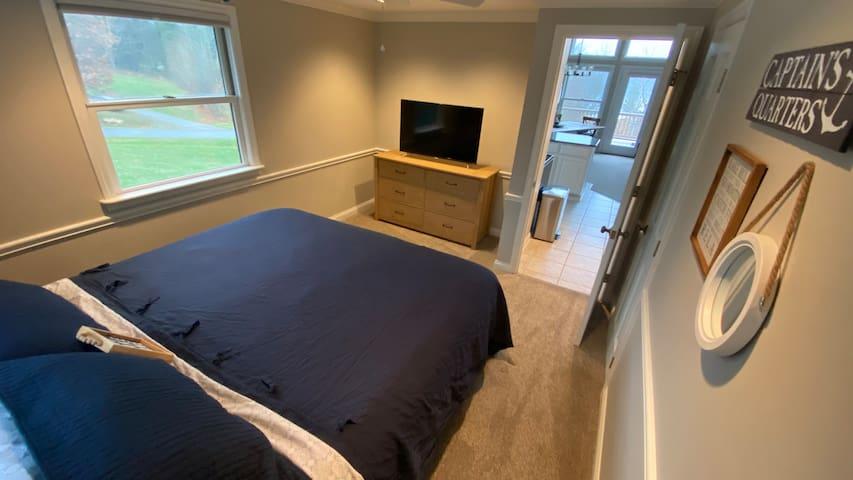 Master Bedroom #1 on main level