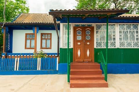 Casa Godita (Γονική) αγροτικό σπίτι διαφυγής