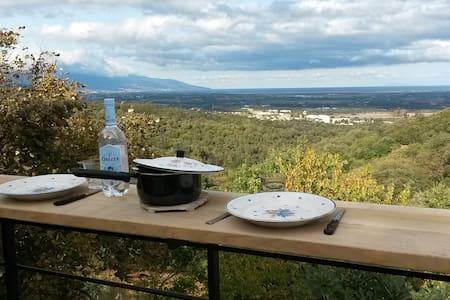 Villa avec vue panoramique - Ev