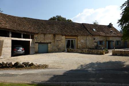 House in hamlet near Beaumont; private pool. - Beaumont-du-Périgord - Haus