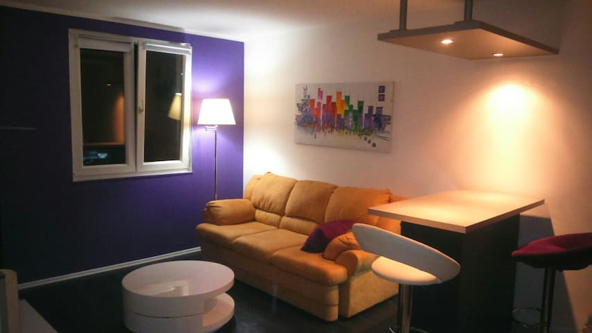 Suite with sea view - Rijeka - Apartmen