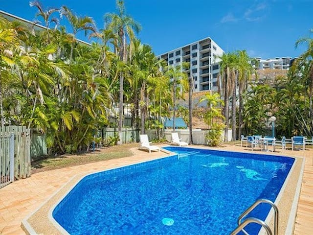 2BR 2BTH APARTMENT IN TOWNSVILLE CBD+POOL+CARSPOT