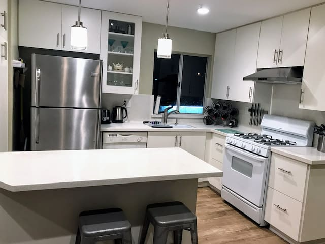 Completely renovated condo in Little Saigon area.