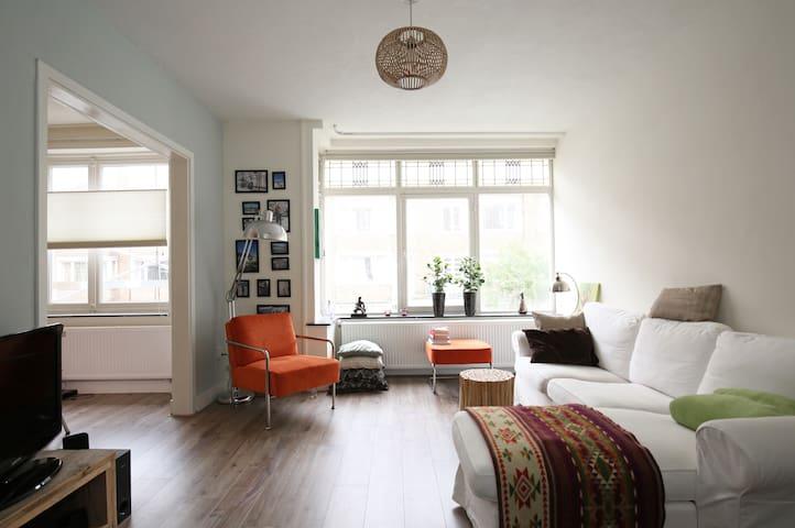 Light & Modern apartment near center Amsterdam