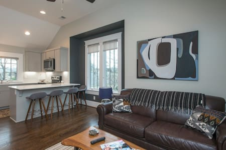 BEAUTIFUL NEWLY BUILT HOME IN 12TH SOUTH! - Nashville - Ház