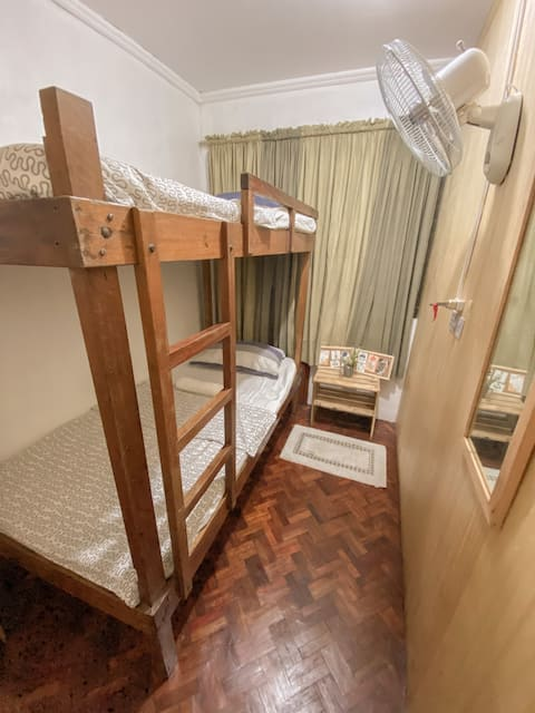 Bunk Bed for 2 in the Urban City