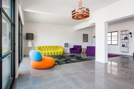Central Athens Super View Loft - Athina - 公寓