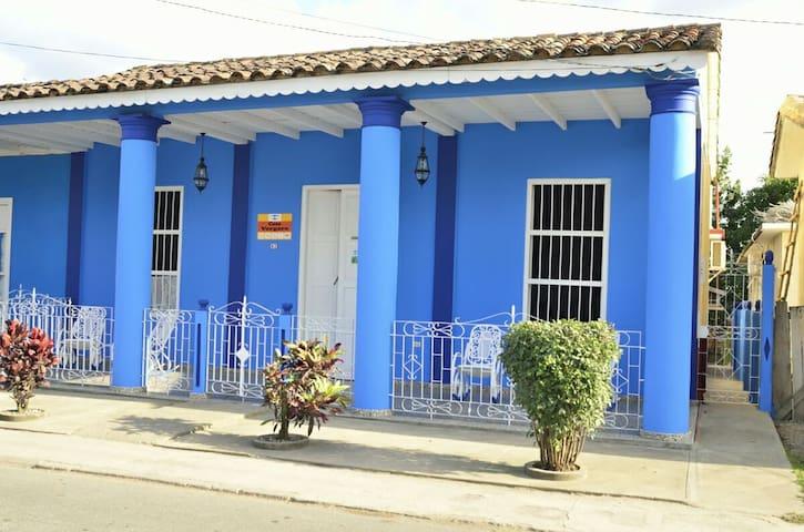 Casa Vergara - Viñales - Flat