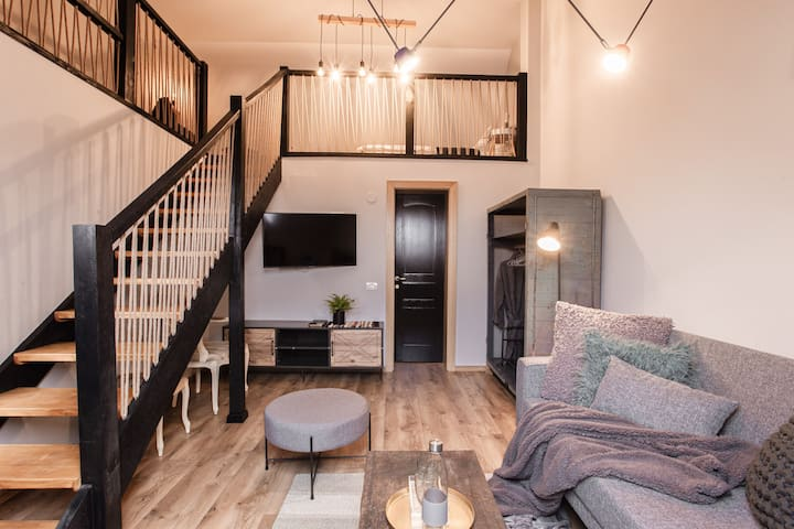 Design space in a beautiful saxon house  #4