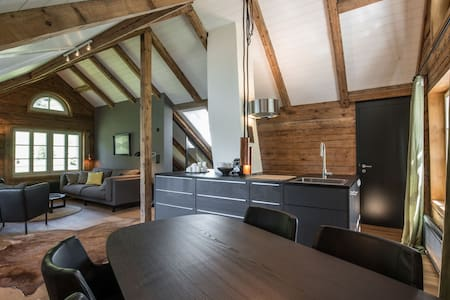 Exceptional apartment in the heart of Switzerland! - Apartment