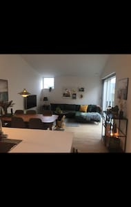 Dejligt rækkehus med super placering i Vejle Nord