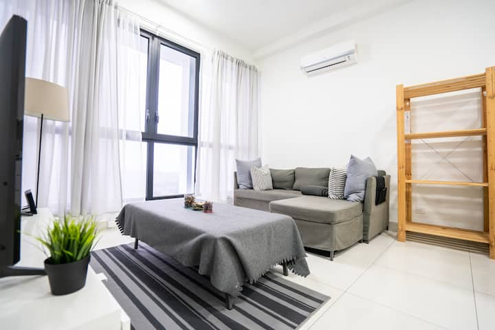 2 bedrooms Apartment - Educity, Legoland 4-5 pax