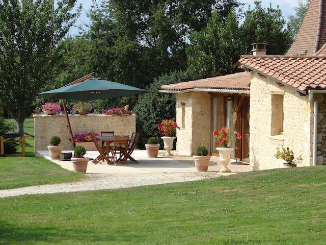 Domaine de la Charbonnière en Périgord