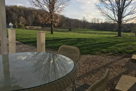 Queen Suite on Horse Farm