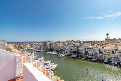 Holidays Costa Brava - Port Ducal 3 - WiFi 🌅🚴