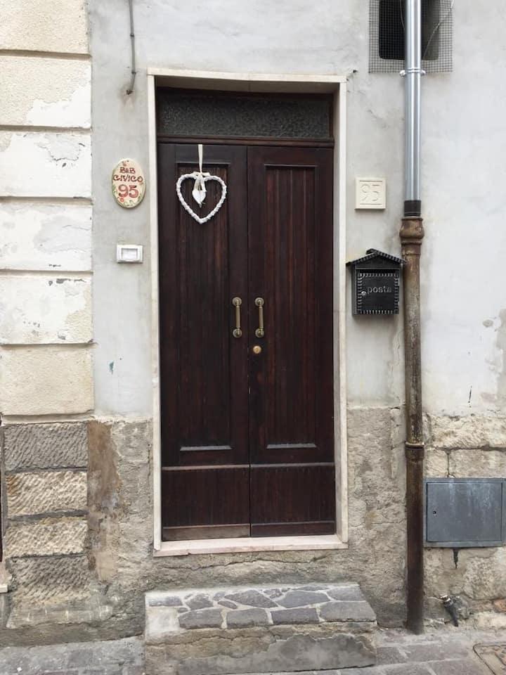 Meraviglioso appartamento nel cuore di Manoppello