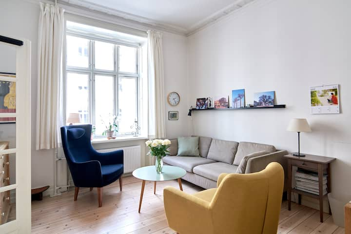 Beautiful quiet apartment near center
