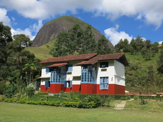 Casa de campo - Sítio do SER