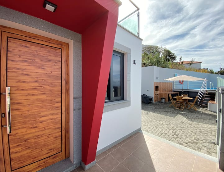 Sweet Brava Home - Pool & Sea view