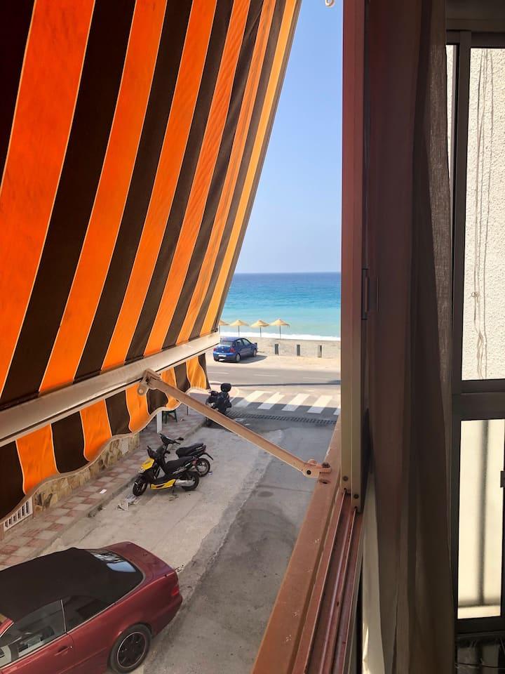 Apartamento a 10 metros de la playa