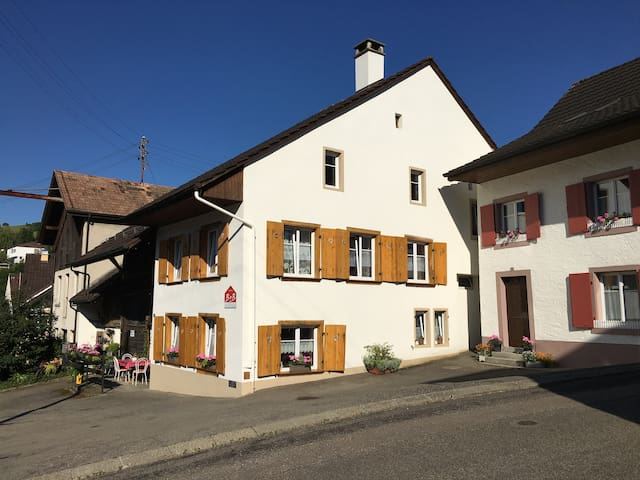 Pension Chesselberg. Zimmer VIOLA