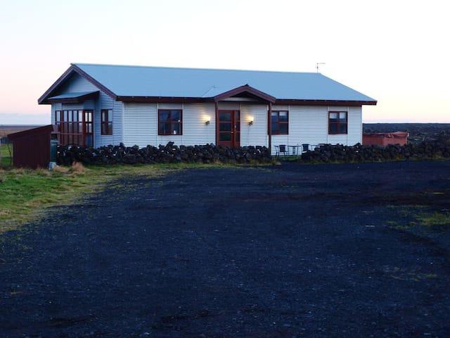 Arnardrangur Guest house - Kirkjubæjarklaustur