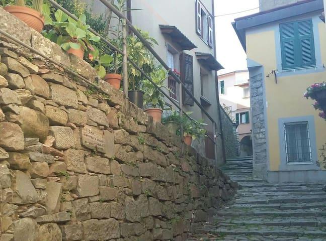"""Appartamento BIASSA """"il carugio"""" - Biassa - Appartement"""