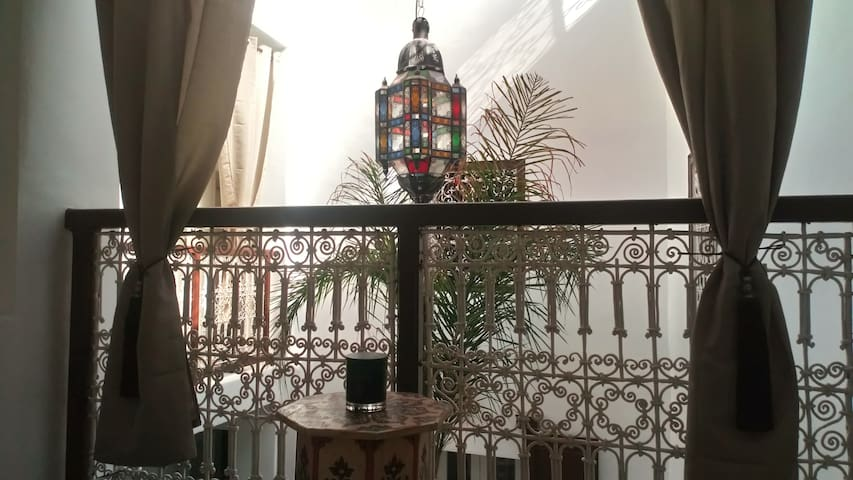 RIAD LA TORTUE BLEUE MARRAKECH BED & BREAKFAST