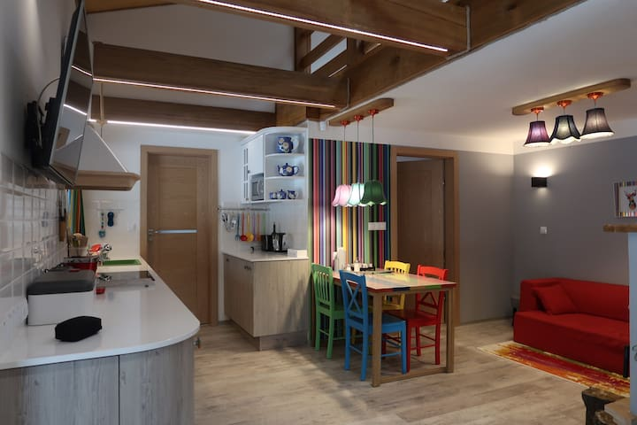 Apartament Pod Klonem