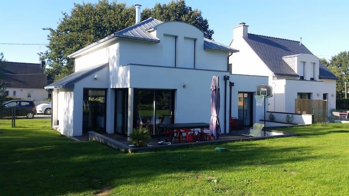 Maison 120m2, Vannes, Morbihan, Bretagne Sud !