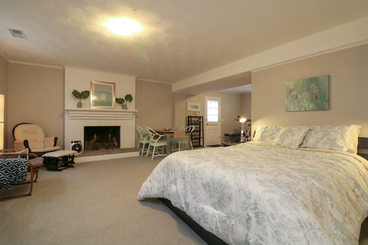 Comfy. Private. Family Friendly. Near Dulles, RTC - Reston - House