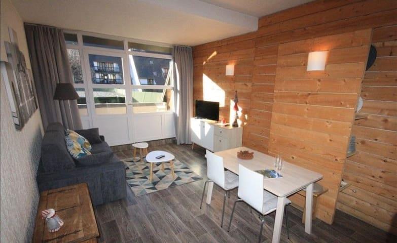 Studio cosy à Saint-Lary