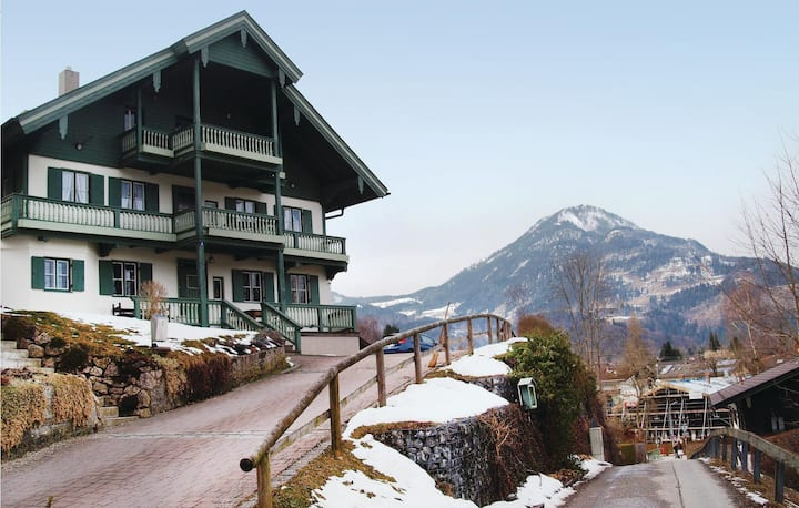 Nice home in Oberaudorf with WiFi and 2 Bedrooms