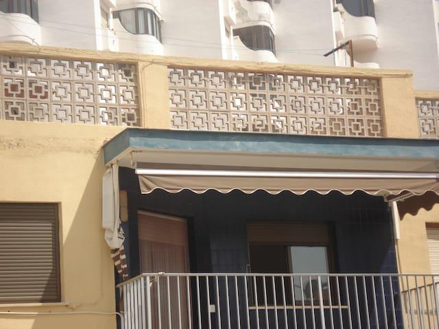 Bel appartement 100 m de la mer - Tavernes de la Valldigna - Lägenhet