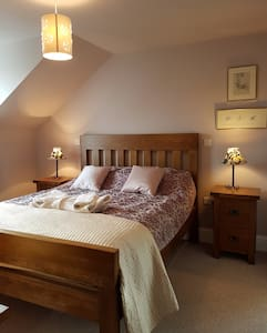 Forge Cottage, Meadow View Room - Laugharne - Szoba reggelivel