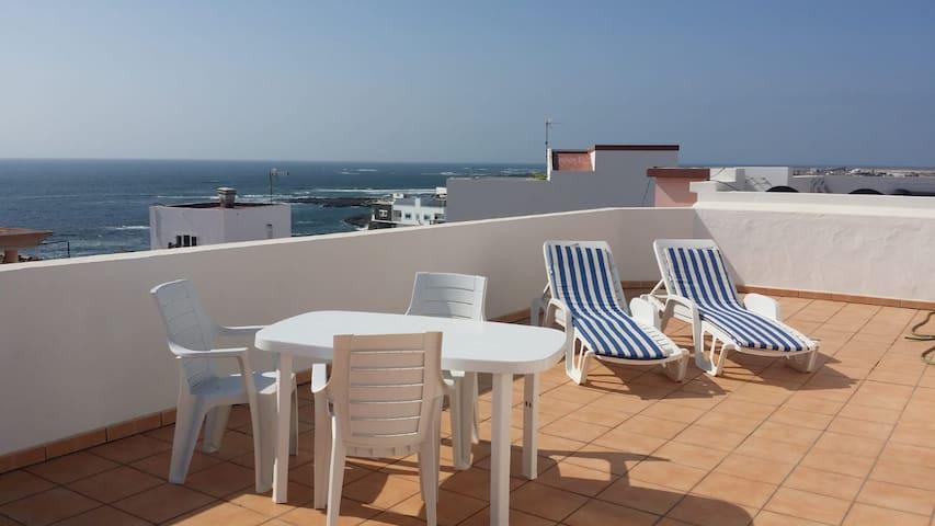 Nice apartment in El Cotillo, Fuerteventura