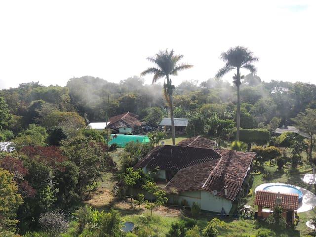 Finca Hostal Cafetera - Hostal Coffe Farm - San Gil - Chalet