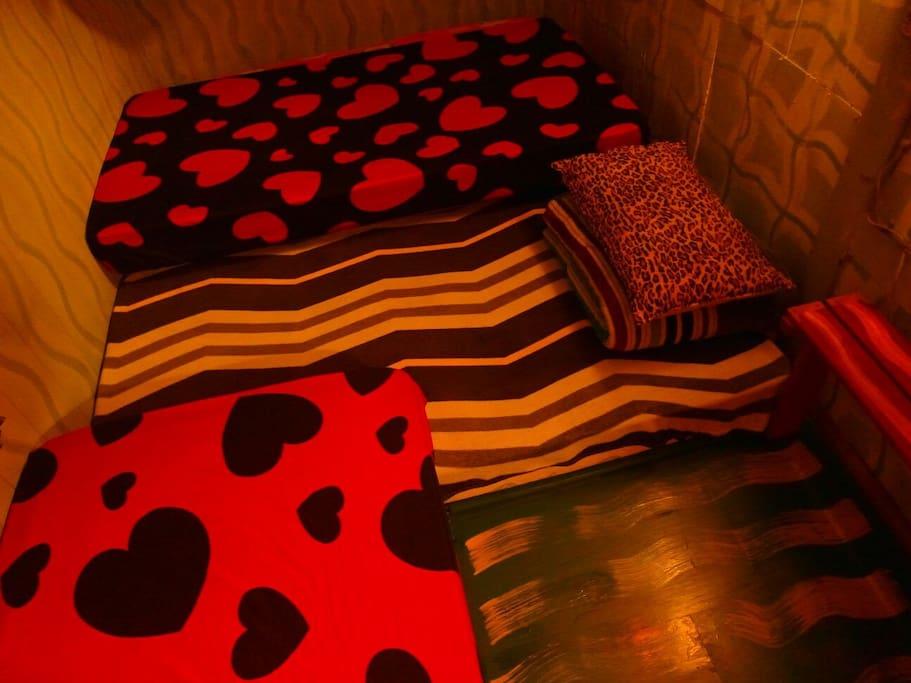1樓4床房間/1F 4Bed room