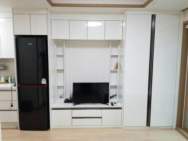 풀옵션 아파트 제주 한달살기 올레7코스 타운하우스 제주숙박