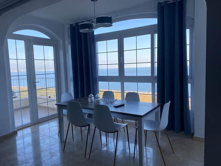 Casa frente al mar en Gran Alacant (Alicante)