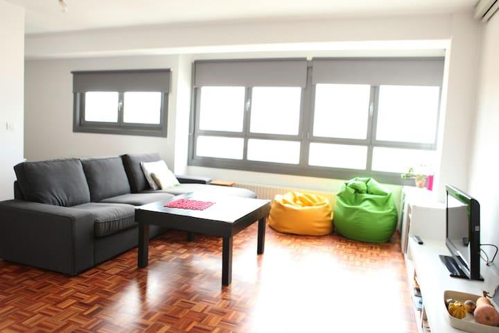 Riazor views - A Coruña - Appartement