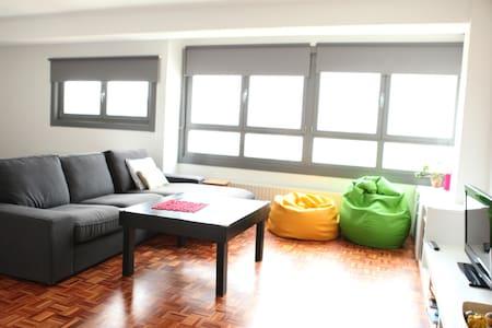 Riazor views - A Coruña - Apartament