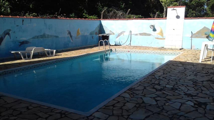 Casinha para relaxar - Miguel Pereira - House