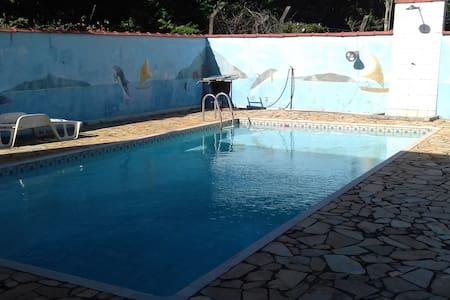 Casinha para relaxar - Miguel Pereira