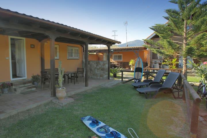 KITECAMP TARIFA HOUSE 1 - Tarifa - Cabane