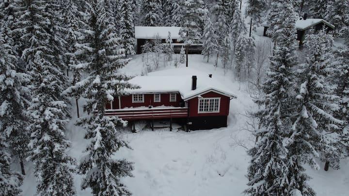 Stuga i Björnrike  (Björnrike, Vemdalen, Klövsjö)