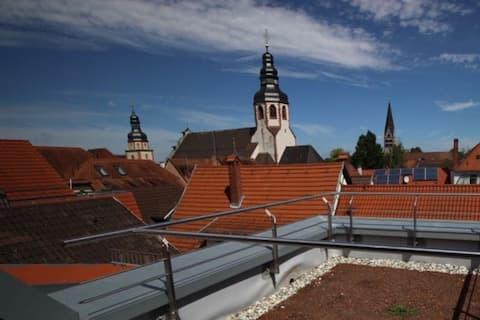 Generous living in the old town of Ettlingen